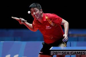 SEA Games Table Tennis: Gao Ning and Clarence Chew clinch ...
