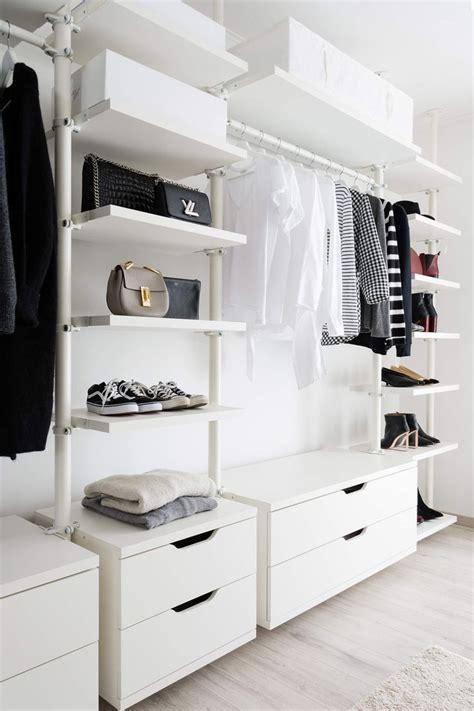 Ikea Begehbarer Kleiderschrank by Bildergebnis F 252 R Algot Ikea Kleiderschrank Einrichten