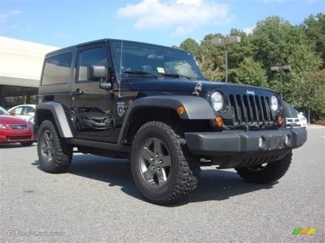 Black 2018 Jeep Wrangler Call Of Duty Black Ops Edition