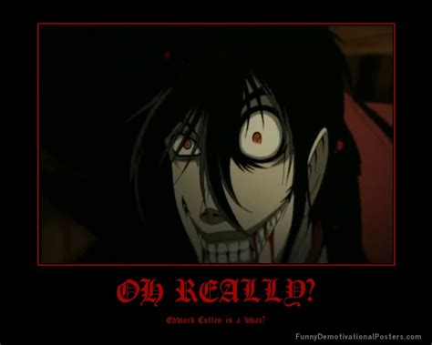 Hellsing Ultimate Alucard Quotes. Quotesgram