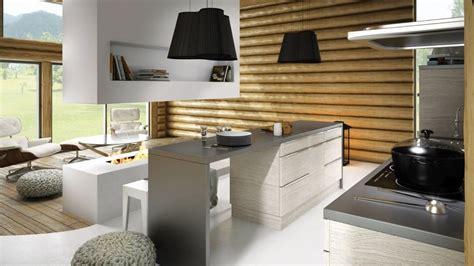 meuble de cuisine suspendu des rangements malins pour agrandir les petites cuisines