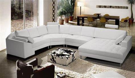 italienische sofa a chic collection of modern leather sectional sofas plushemisphere