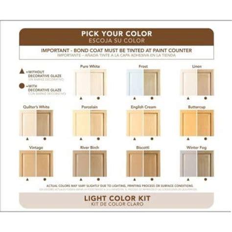rustoleum cabinet transformations light kit rust oleum transformations light color cabinet