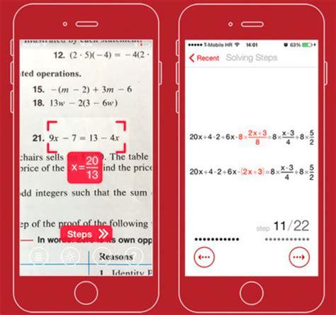 photomath nos ayudara  resolver problemas matematicos