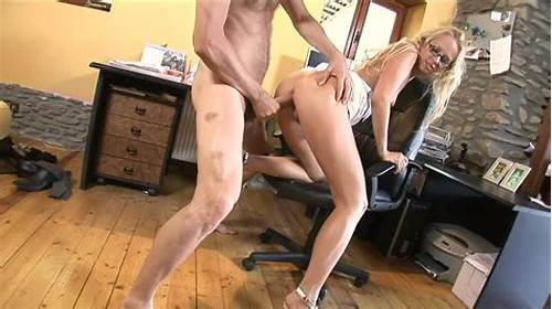 Drunk Secretaries Having Office The Couple #Blonde #Secretary #Carla #Cox #Fucked #In #High #Heels