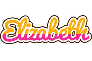elizabeth logo  logo generator smoothie summer