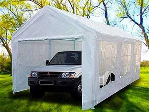 ways  portable carport canopy  beat  gazebo