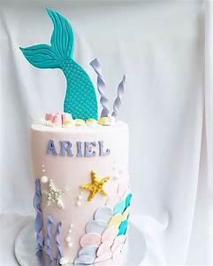 Mermaid cake – Corine and Cake