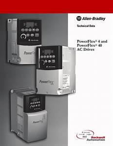 Allen Bradley Powerflex 4 User Manual