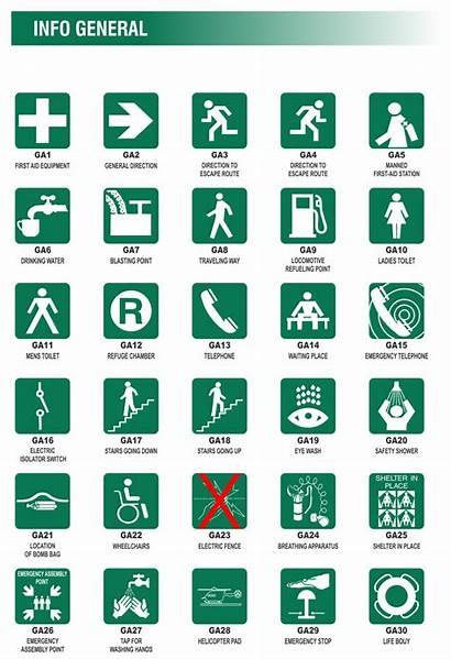 Safety Signs General Arrow 87kb Za