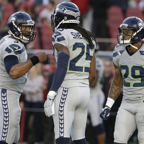 seattle seahawks schedule full listing