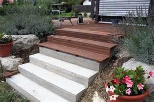Habillage Escalier Exterieur Bois by Pichon Paysagiste En Pays De Gex Ain 01 Ma 231 Onnerie