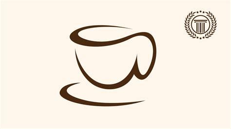 Coffee Cup Shop Logo Design Illustrator Bespoke Oak Coffee Table Kraft Bags With Valve Organic Union To Tonnes Canada Window Natural Food Pret Homebase