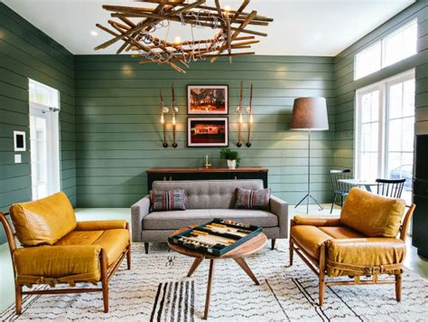 green livingroom green living room ideas decorating hgtv