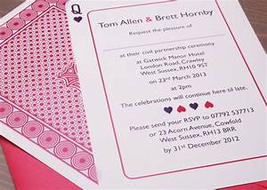 17 best images about sports games wedding stationery on With wedding invitation cards games