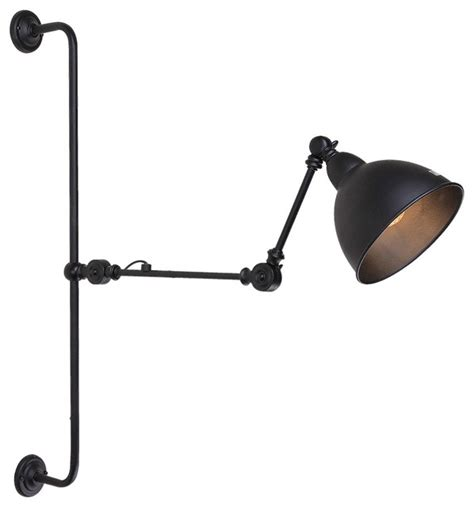 up swing arm wall sconces industrial swing arm