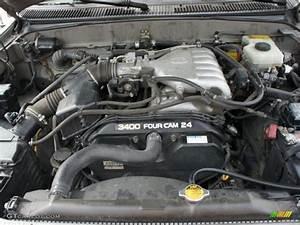 2001 Toyota 4runner Sr5 3 4 Liter Dohc 24