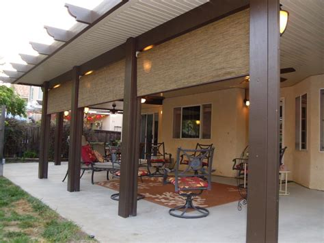 Alumawood Patio Covers San Diego by Southern California Patios Solid Patio Cover Gallery 2