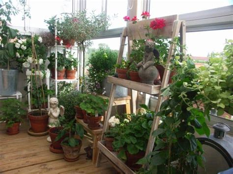 apartment balcony garden ideas    love