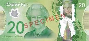 Canadian 20 dollar polymer banknote - Counterfeit money ...