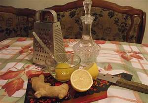 Лимон и имбирь для потенции
