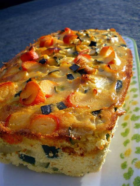 cuisiner le surimi flan de courgettes et de surimi cuisiner avec ses 5 sens