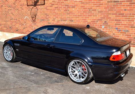 2006 Bmw M3 Coupe Competition Package  Bring A Trailer