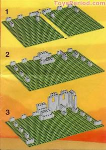 Lego 6080 King U0026 39 S Castle Set Parts Inventory And
