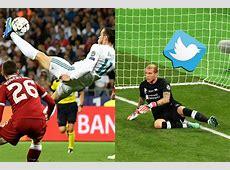 Dari Karius Ke Bale, Ini Respon Twitter Kepada Final UEFA
