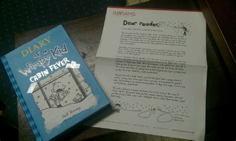 diary of a wimpy kid cabin fever summary s crammed bookshelf in my mailbox 147