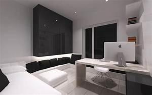 Your minimalist studio apartment gorgeous set patio and for Minimalist studio apartment