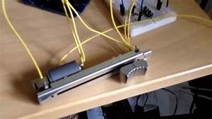 Arduino Control Of Linear Slide Potentiometer  Flying