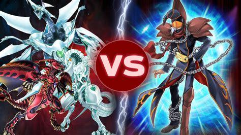 yugioh duel quasar red nova shooting star vs gagaga