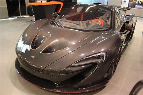 mclaren p carbon series   limited edition masterpiece