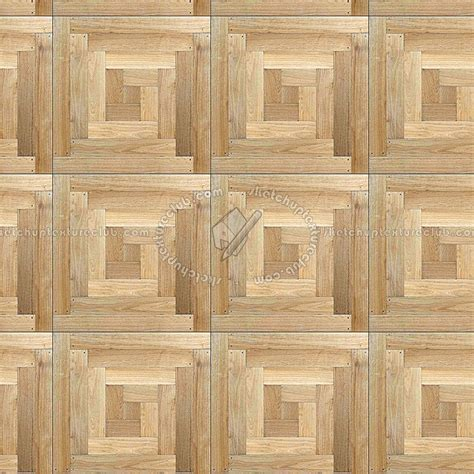 Cherry wood flooring square texture seamless 05389