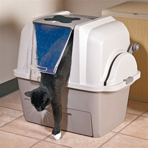sifting litter box smartsift sifting cat pan
