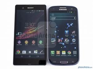Sony Xperia Z vs Samsung Galaxy S III - Call Quality ...