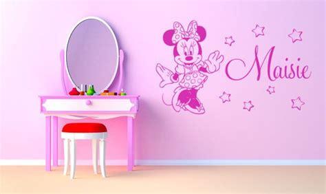 d馗oration chambre minnie minnie mouse décoration de chambre pour bébé