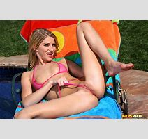Nevaeh Sheer Pink Micro Bikini Leenks Smut