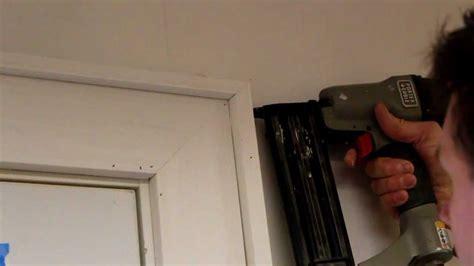 woodworking tips    design  install door trim molding  casing  jon peters youtube
