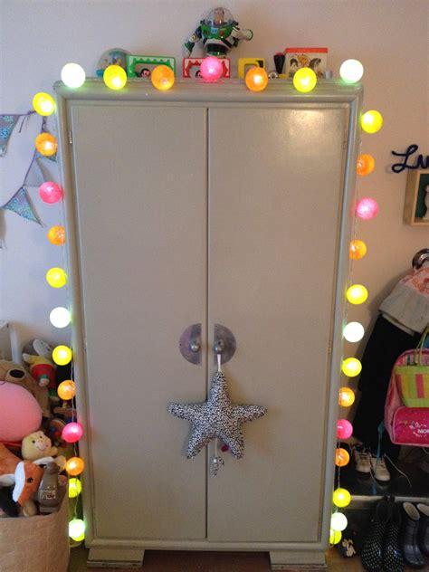guirlande lumineuse chambre guirlande lumineuse de décoration