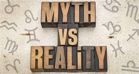 Myth Vs Reality Of Each Zodiac Sign…