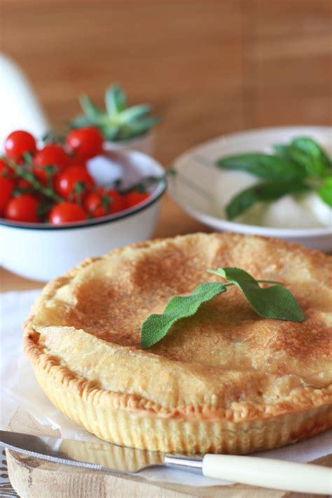 tourte oignons ricotta et sauge tourte ligurienne the happy cooking friends