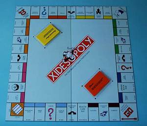you me customized monopoly game With custom monopoly board template