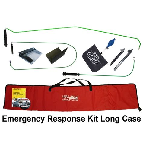 car door unlock kit emergency response kit auto lockout specialty