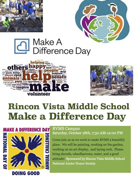 difference day rincon vista middle school