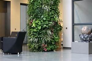 Pflanzen Als Raumteiler : plant ed wall pflanzen paravent gr ner raumteiler ~ Sanjose-hotels-ca.com Haus und Dekorationen