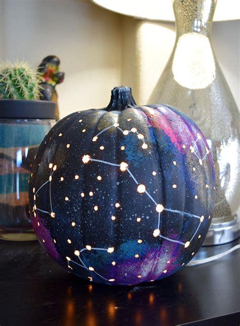 Bathroom Ideas Paint Galaxy Pumpkin An Out Of This World O Lantern A Bigger