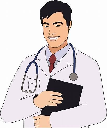 Doctor Clipart Male Transparent Clip Cartoon Pinclipart