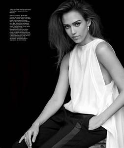 Jessica Alba - Harper's Bazaar Mexico March 2017 Issue and ...